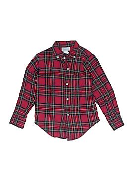 Funtasia! Too... Long Sleeve Button-Down Shirt Size 7