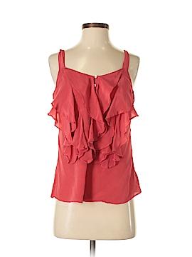 Lie Sleeveless Silk Top Size 2