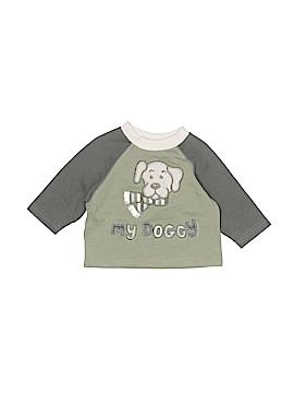 Koala Kids Long Sleeve T-Shirt Size 0-3 mo