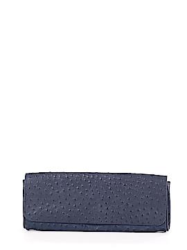 Maurizio Taiuti Leather Clutch One Size