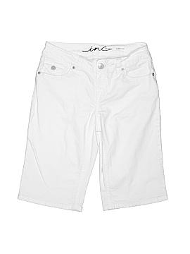 Inca Cottons Denim Shorts Size 4