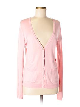 Caslon Silk Cardigan Size L