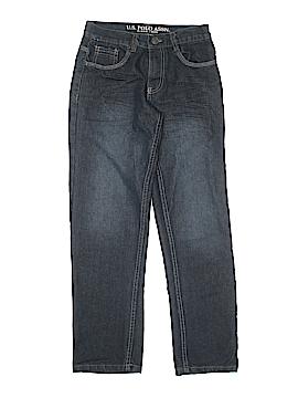 U.S. Polo Assn. Jeans Size 12 (Slim)