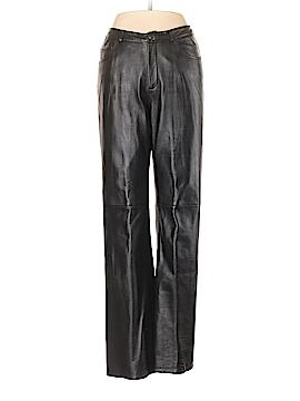 Katia Leather Pants Size 8
