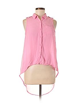 Forever 21 Short Sleeve Blouse Size 6