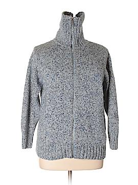 DressBarn Silk Cardigan Size 14