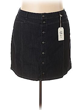 Style&Co Denim Skirt Size 22W (Plus)