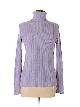 Sutton Studio Silk Pullover Sweater Size M