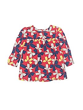 Nursery Rhyme Long Sleeve Blouse Size 24 mo