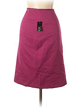 Le Suit Casual Skirt Size 14