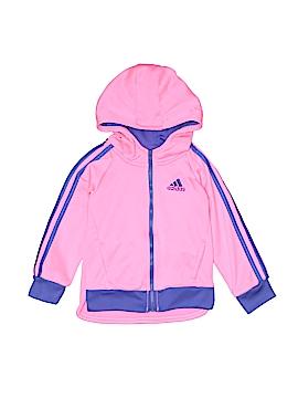 Adidas Zip Up Hoodie Size 3T