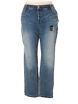 INC International Concepts Jeans Size 24W (Plus)
