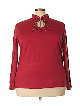 Reba Pullover Sweater Size 3X (Plus)