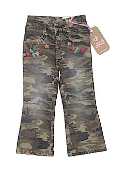 Zana Di Jeans Khakis Size 2T