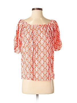 Escapada Short Sleeve Blouse Size XS