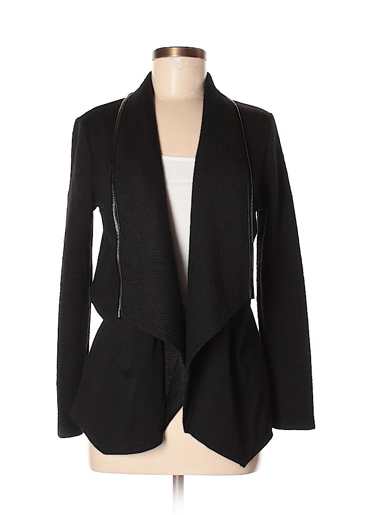 Neiman Marcus Solid Black Cardigan Size S 80 Off Thredup