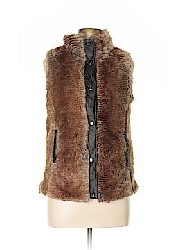 Bagatelle Faux Fur Vest Size L