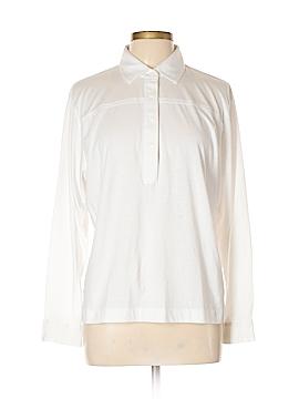 LEON LEVIN Long Sleeve Polo Size XL