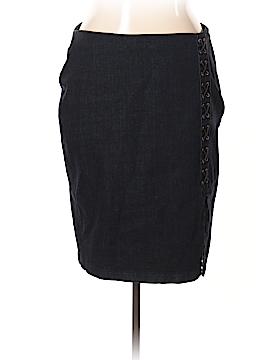 Lauren by Ralph Lauren Denim Skirt Size 16W