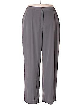 Jessica London Dress Pants Size 24W Tall (Plus)