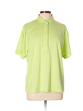 LEON LEVIN Short Sleeve Polo Size XL