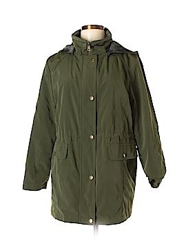 Nautica Raincoat Size M (Petite)