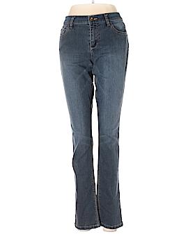New York & Company Jeans Size 10 (Petite)