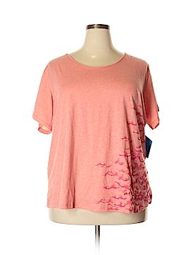 Columbia Active T-Shirt Size 3X (Plus)