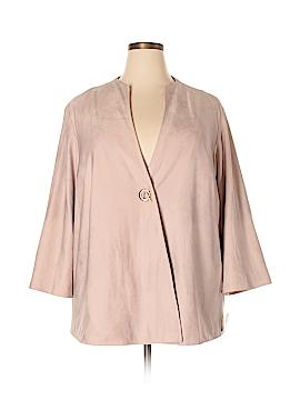 JM Collection Jacket Size 3X (Plus)