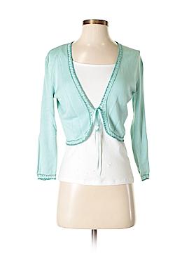 Nine West Silk Cardigan Size S