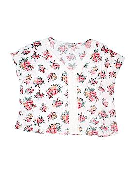 Lovesick Short Sleeve Blouse Size 1