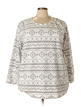 Danskin Fleece Size 3X (Plus)