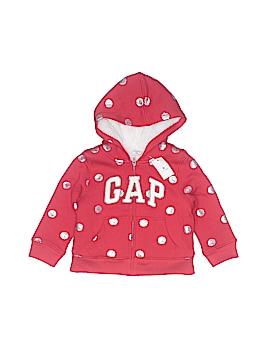 Baby Gap Zip Up Hoodie Size 12-18 mo