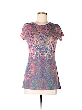 Eyelash Couture Short Sleeve T-Shirt Size L