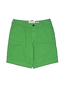 Abercrombie & Fitch Khaki Shorts 28 Waist