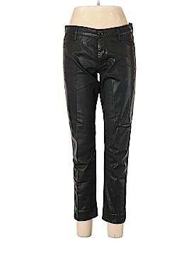 DKNY Jeans Faux Leather Pants Size 12