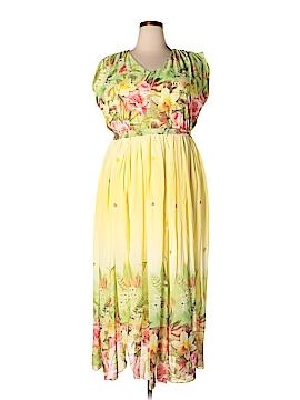 Coeur De Vague Cocktail Dress Size 5X (Plus)