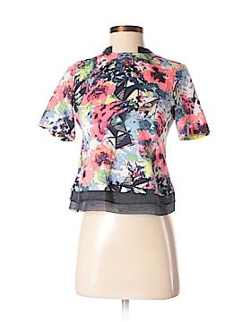 Cooper & Ella Short Sleeve Blouse Size XS