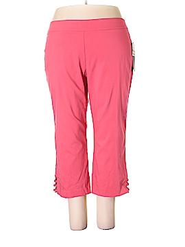 JM Collection Casual Pants Size 3X (Plus)
