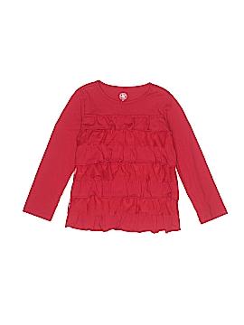 J. Khaki Long Sleeve Top Size 4T