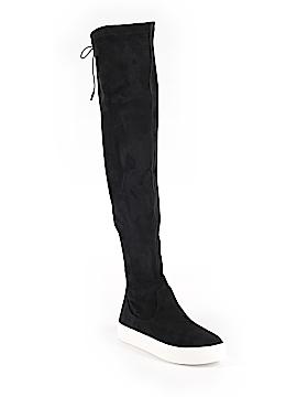 J/Slides Boots Size 10