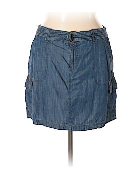 SONOMA life + style Denim Skirt Size 16