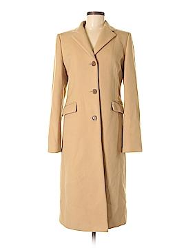 J. Crew Wool Coat Size 4 (Tall)
