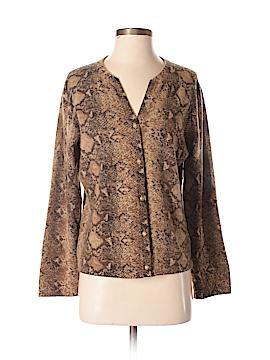 Tesori Cashmere Cardigan Size M