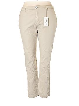 Style&Co Linen Pants Size 18W (Plus)