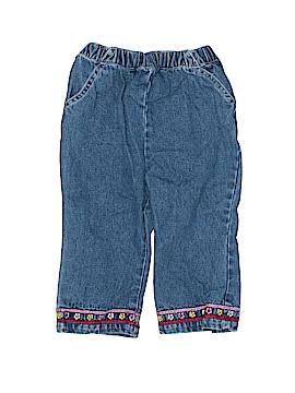 Sesame Street Jeans Size 6-9 mo