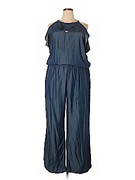 INC International Concepts Jumpsuit Size 2X (Plus)