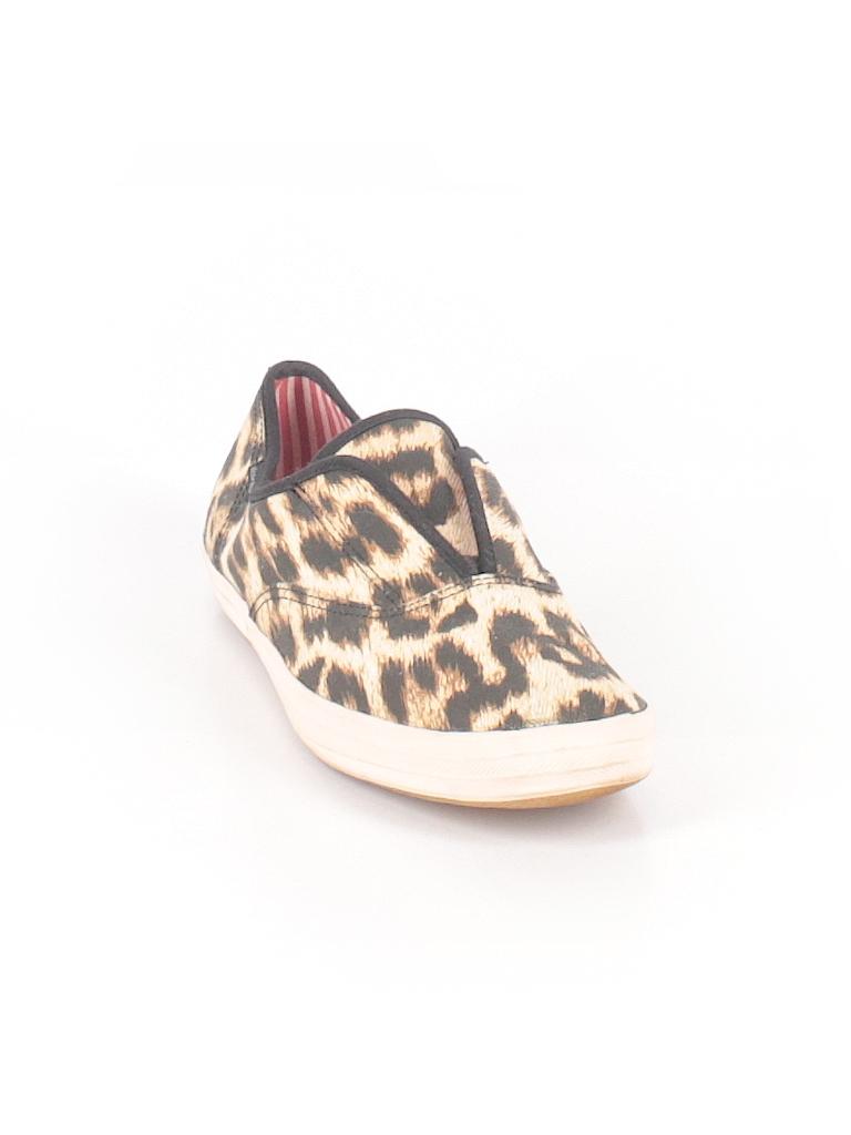 1c70f1b17d39 alice + olivia Animal Print Tan Sneakers Size 9 - 79% off