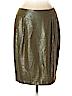 Carmen Marc Valvo Collection Women Silk Skirt Size 6