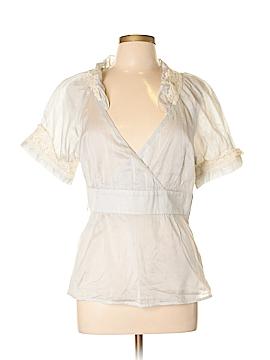 Floreat Short Sleeve Blouse Size 12